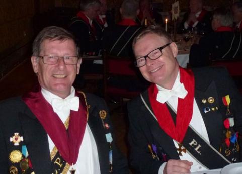 Henrik Fahl, Björn Lunderquist
